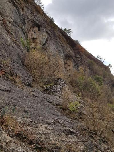 COUX - Les Grottes de la Jaubernie